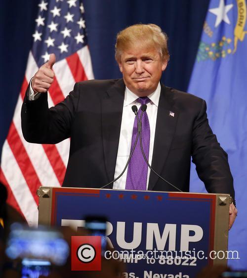 Donald J Trump 6