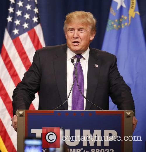 Donald J Trump 8