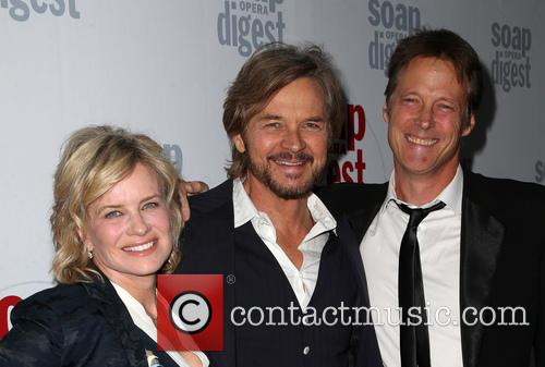 Mary Beth Evans, Stephen Nichols and Matthew Ashford 1