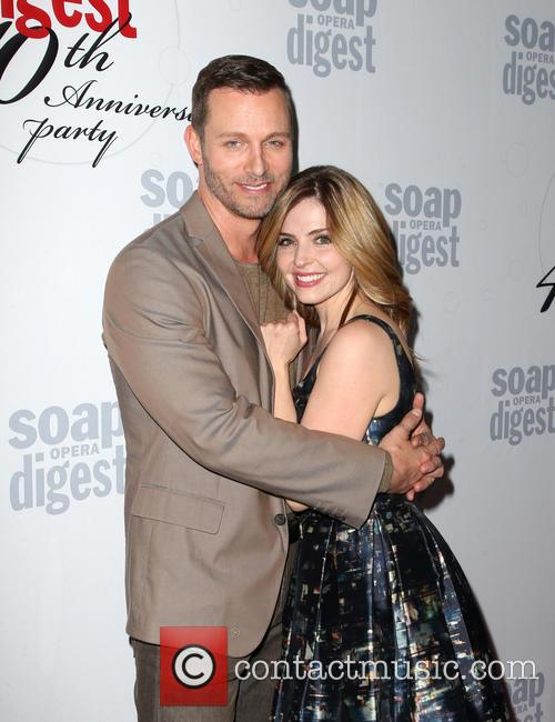 Eric Martsolf and Jen Lilley 6