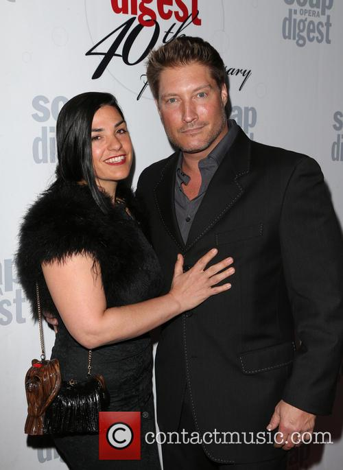 Michele Vega and Sean Kanan 2