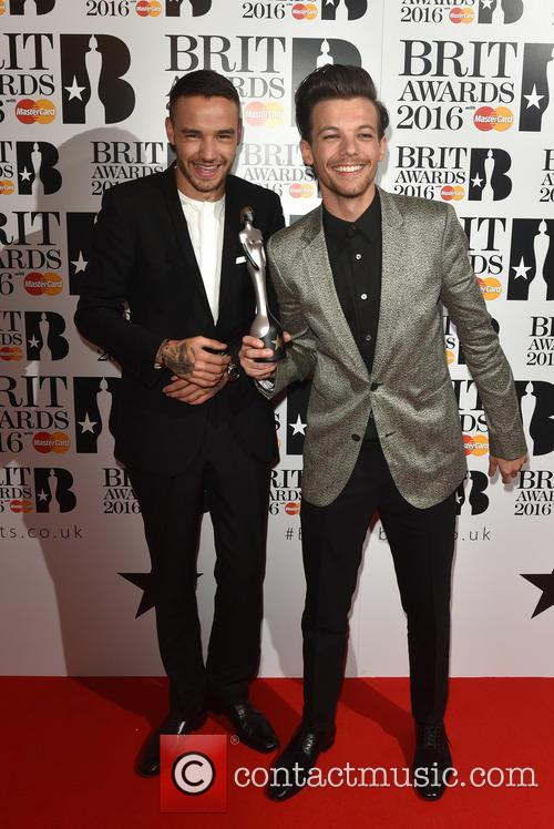 Liam Payne and Louis Tomlinson 2