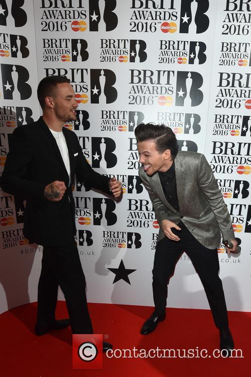 Liam Payne and Louis Tomlinson 4