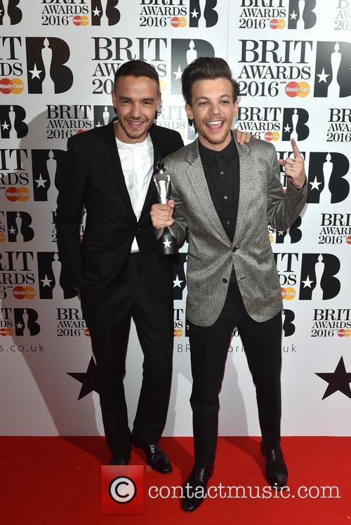 Liam Payne and Louis Tomlinson 9