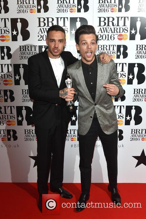 Liam Payne and Louis Tomlinson 11