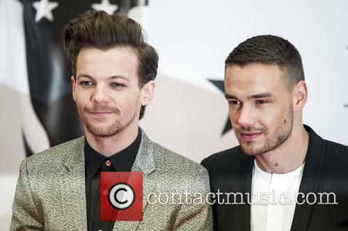 Louis Tomlinson and Liam Payne 1