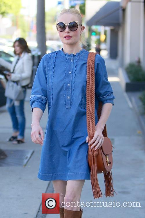 Kate Bosworth seen heading to a hair salon