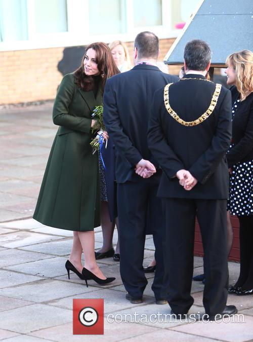 Catherine, Duchess Of Cambridge and Kate Middleton 2