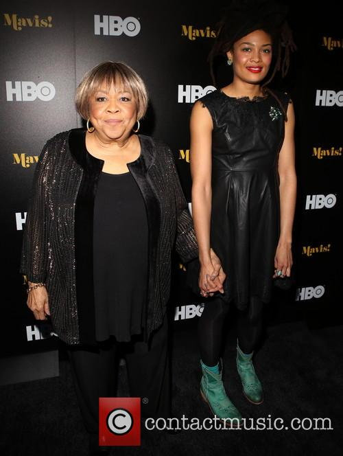 Mavis Staples and Valerie June 10