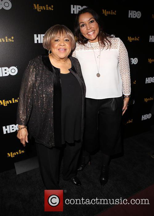 Mavis Staples and Lucinda Martinez 11