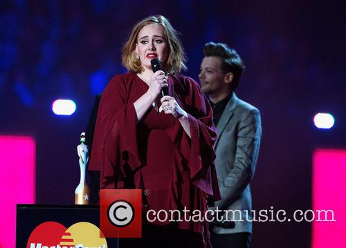 Adele Adkins and Liam Payne 2