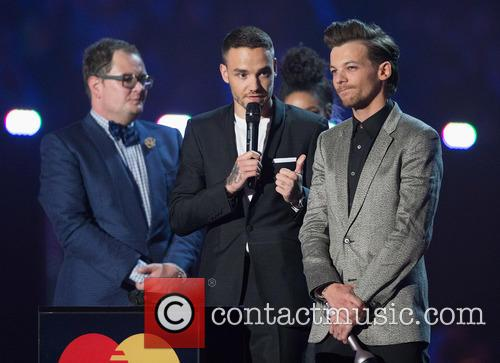 Alan Carr, Liam Payne and Louis Tomlinson 1