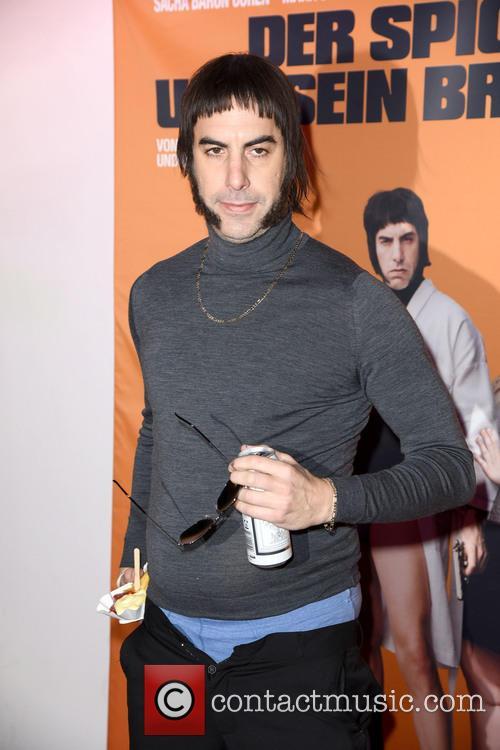Sacha Baron Cohen 3