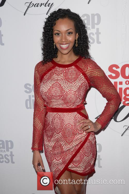Mishael Morgan 3