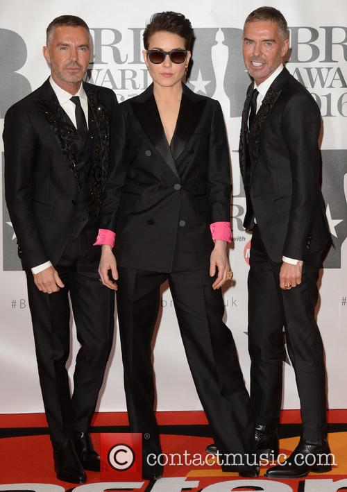 Noomi Rapace, Dan Cater and Dean Cater 5
