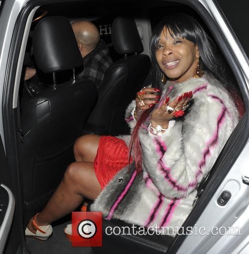 Celebrities attend the BRIT Awards after party