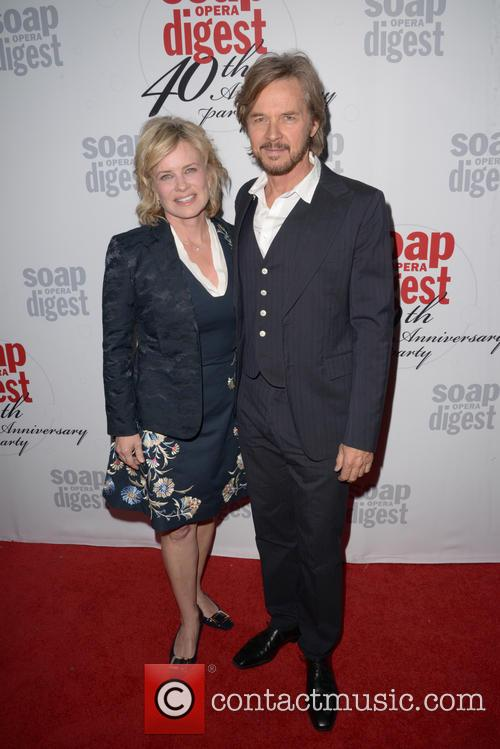 Mary Beth Evans and Stephen Nicolas 1