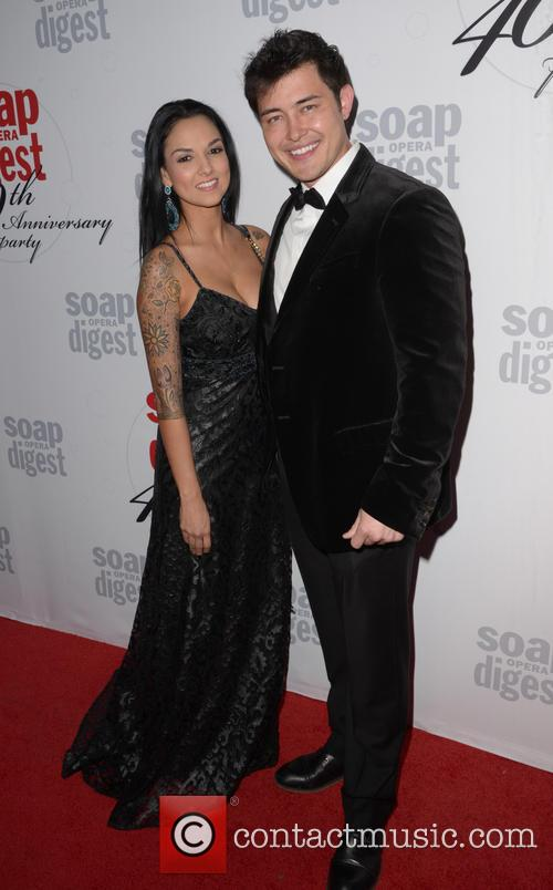 Laneya Arvizu and Christopher Sean 1