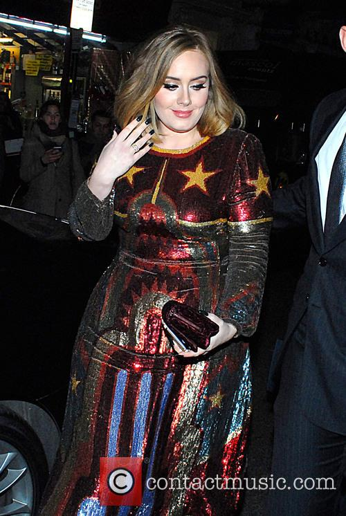 Did Adele Get Married To Simon Konecki Over Christmas?