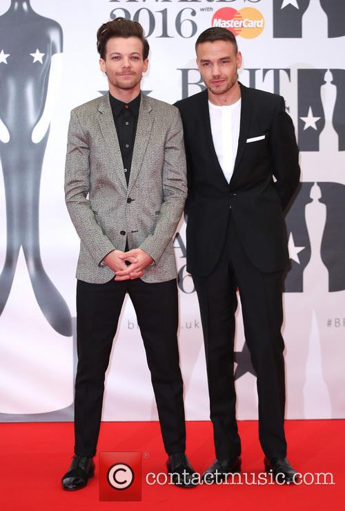 Louis Tomlinson and Liam Payne 4