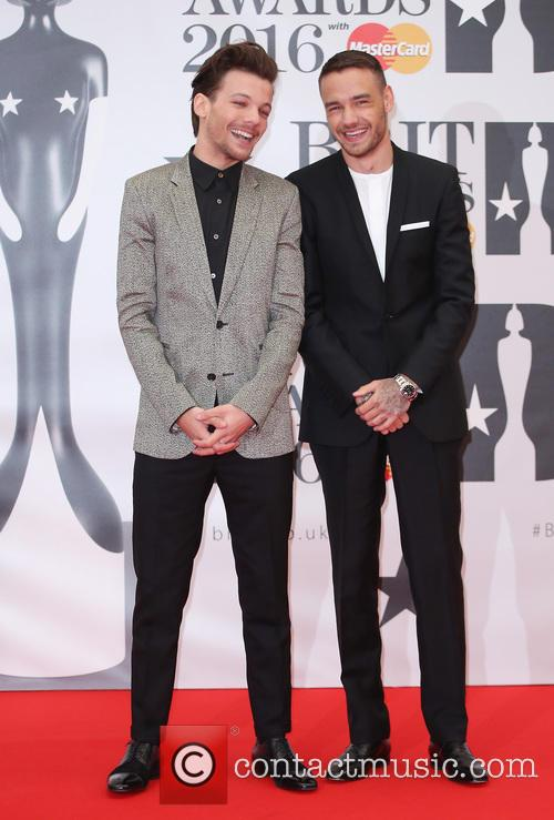 Louis Tomlinson and Liam Payne 6
