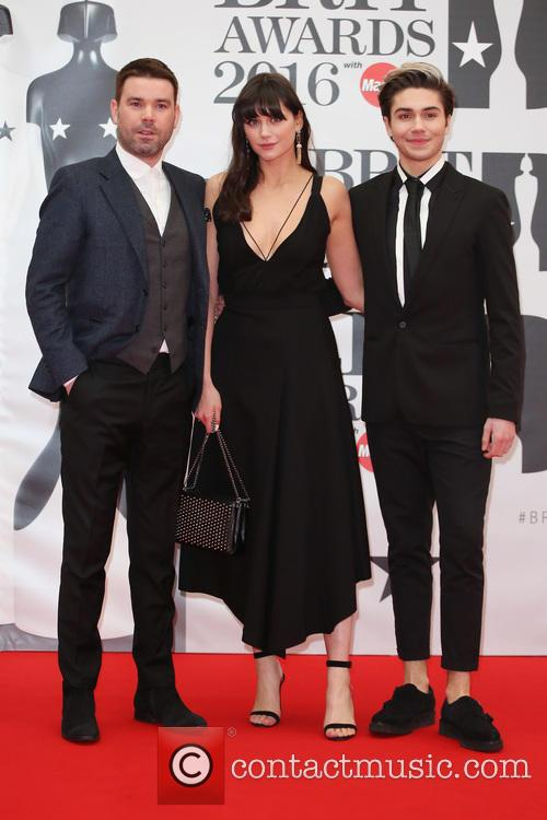 Dave Berry, Lilah Parson and George Shelley 1