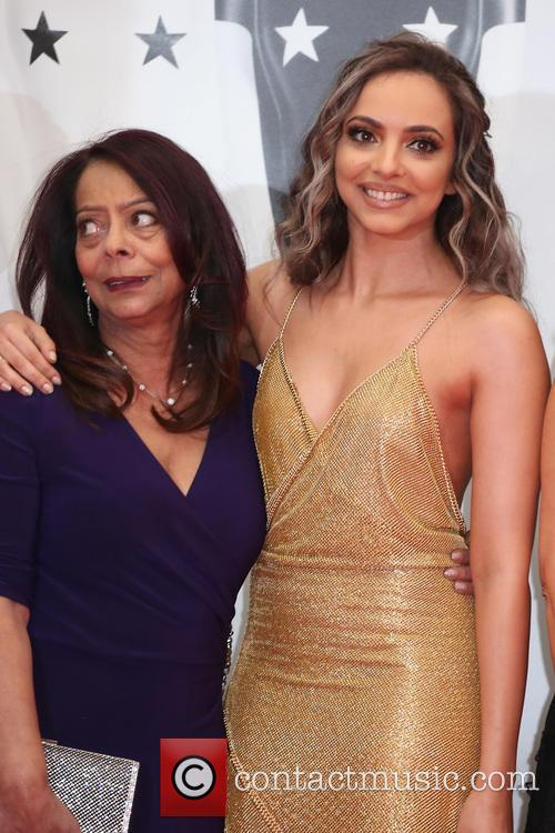 Jade Thirlwall and Mum Norma Badwi 2