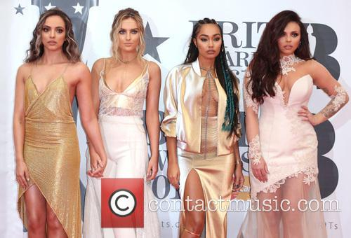 Jade Thirlwall, Perrie Edwards, Leigh-anne Pinnock and Jesy Nelson 4