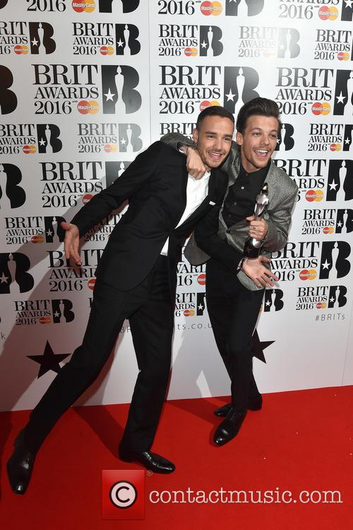 Liam Payne and Louis Tomlinson 8