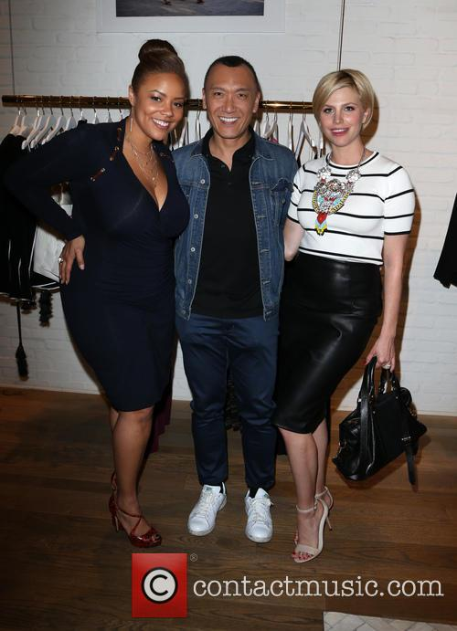 Lauren Makk, Joe Zee and Leah Ashley 1