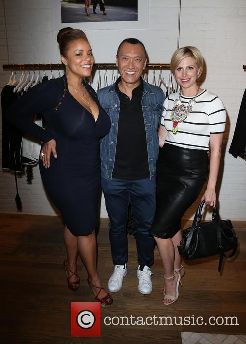 Lauren Makk, Joe Zee and Leah Ashley 4
