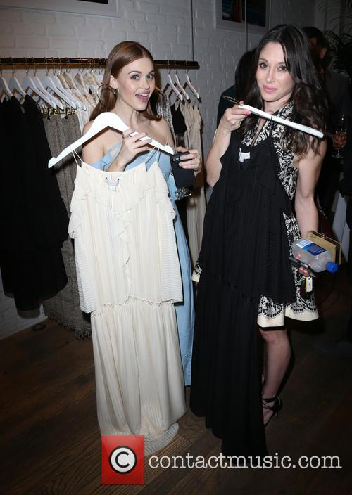 Holland Roden and Guest 6