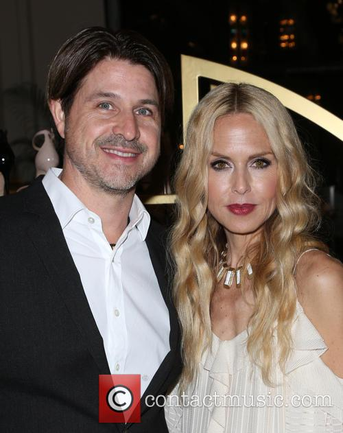 Rodger Berman and Rachel Zoe 10
