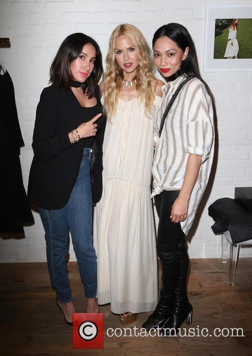 Jen Atkin, Rachel Zoe and Monica Rose 2
