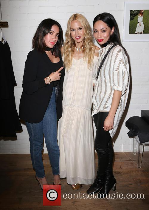 Jen Atkin, Rachel Zoe and Monica Rose 3