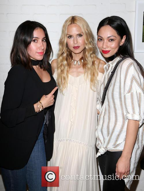 Jen Atkin, Rachel Zoe and Monica Rose 5