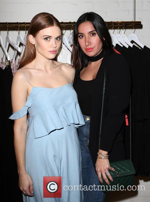 Holland Roden and Jen Atkin 11