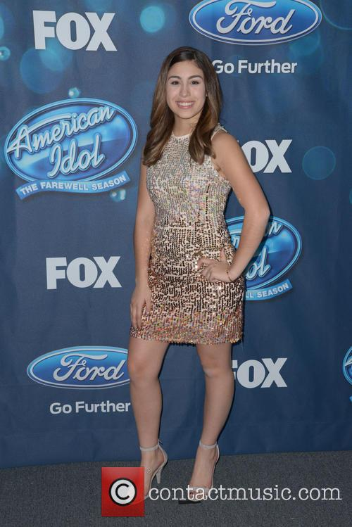 American Idol and Gianna Isabella 1