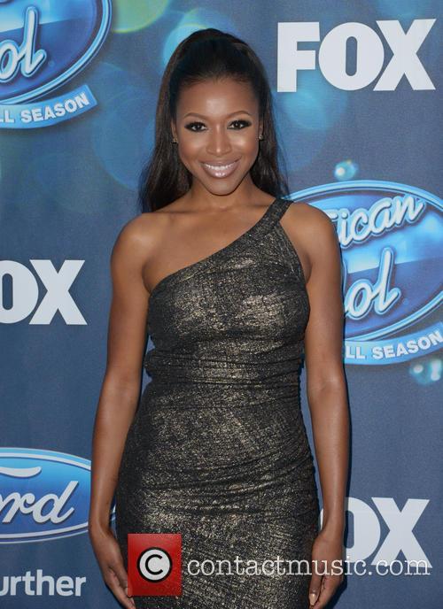Gabrielle and American Idol 3