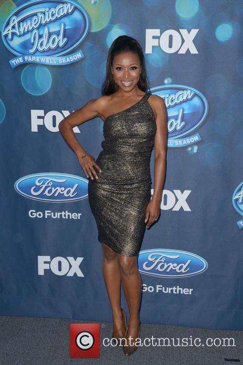 Gabrielle and American Idol 4