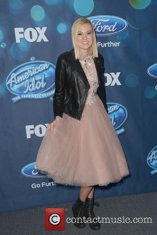 American Idol and Olivia Rox 9