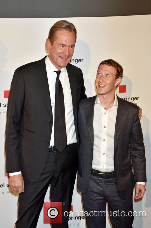 Mathias Doepfner and Mark Zuckerberg 11