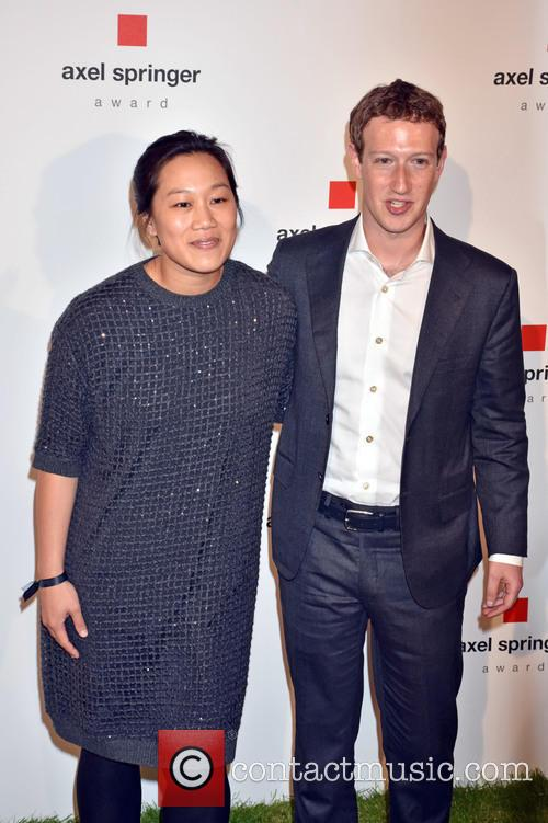Priscilla Chan and Mark Zuckerberg 3
