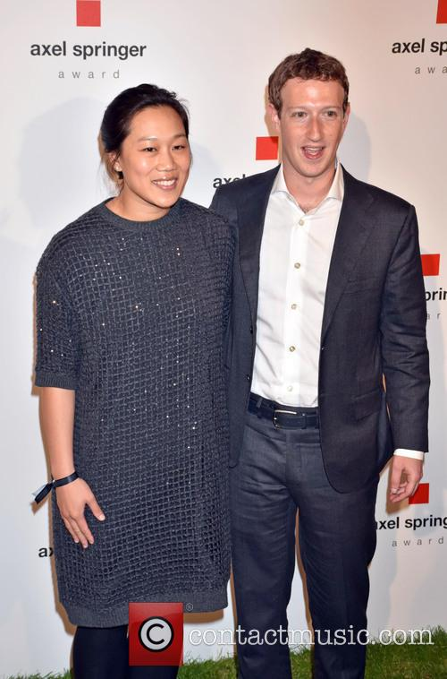 Priscilla Chan and Mark Zuckerberg 4