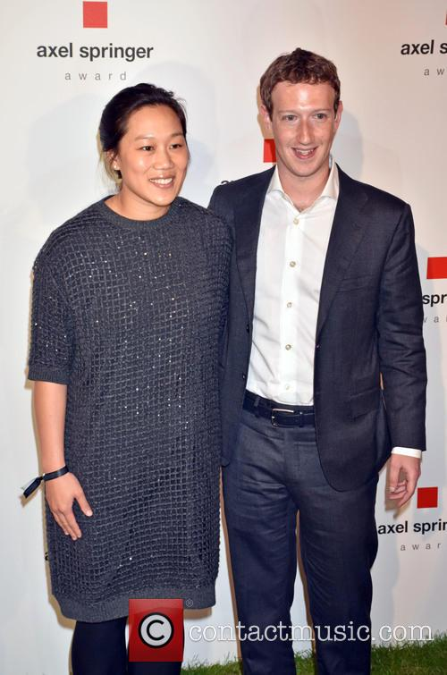 Priscilla Chan and Mark Zuckerberg 5