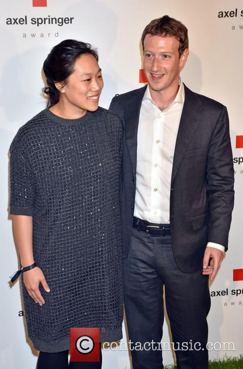 Priscilla Chan and Mark Zuckerberg 6
