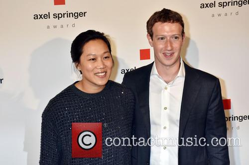 Priscilla Chan and Mark Zuckerberg 7
