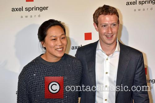 Priscilla Chan and Mark Zuckerberg 8