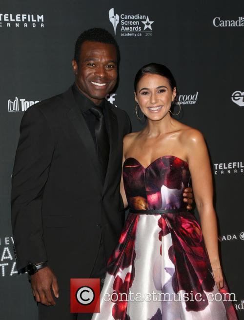 Lyriq Bent and Emmanuelle Chriqui 3