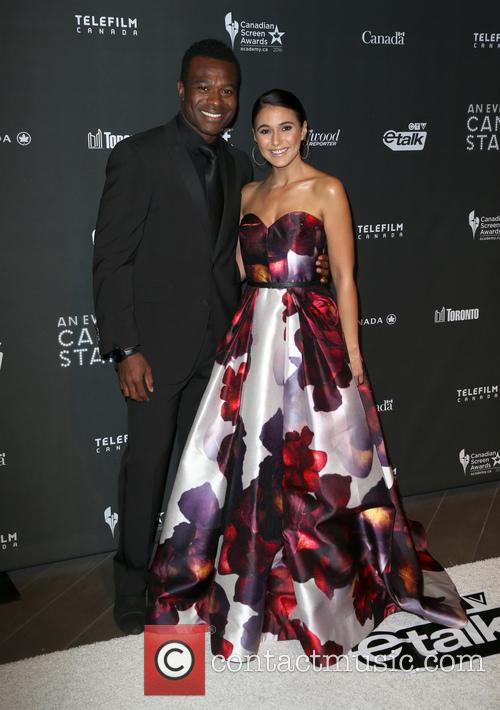 Lyriq Bent and Emmanuelle Chriqui 4